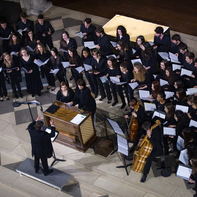 Fondation Bettencourt Schueller - Culture - Chant choral - Prix Liliane Bettencourt pour le chant choral